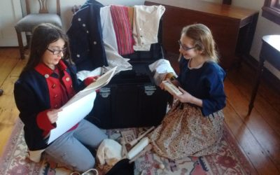 Museum looks to partner with sponsors for Traveling Trunk program