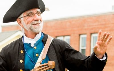 Want to be a Re-Enactor?