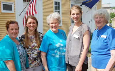 RiverWoods Exeter renews partnership with American Independence Museum