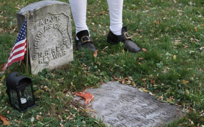 Last chance to register for Ghosts of Winter Street Cemetery
