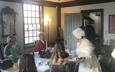 Museum to host final Colonial Holiday Tea of the season