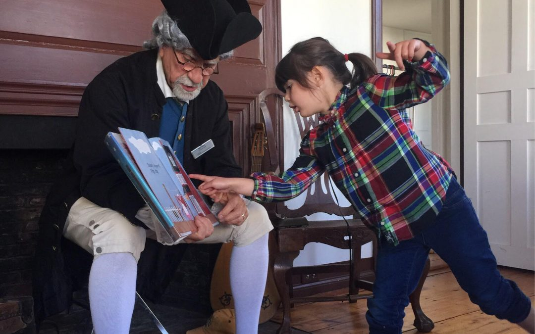 American Independence Museum to Host Revolutionary Story Time! Series