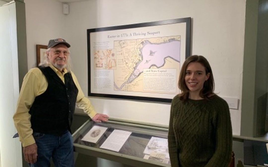Volunteers help behind the scenes at American Independence Museum
