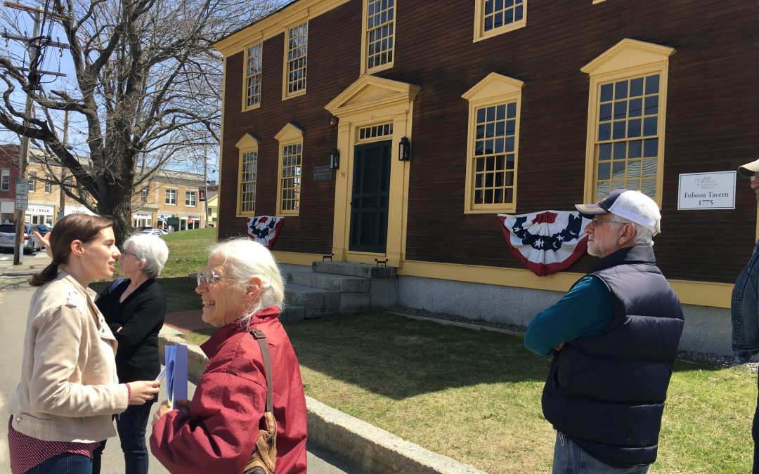 Museum to offer inside look at 18th century buildings