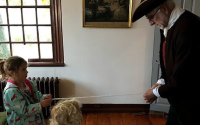 Revolutionary Story Time continues to attract families
