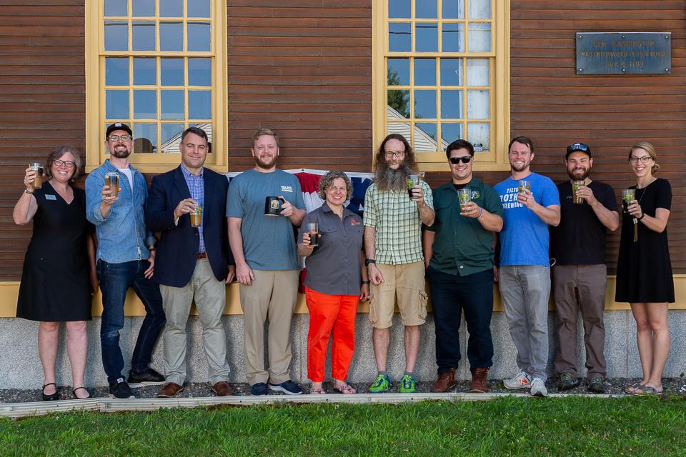 Donahue Tucker & Ciandella to sponsor Beer for History Series