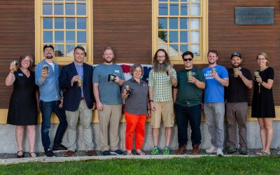 Beer for History welcomes Sea Dog Brewing