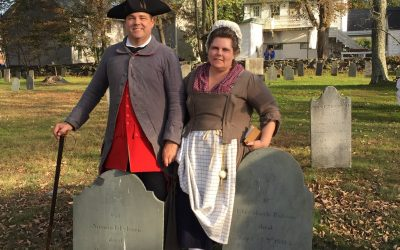 Colonel & Mrs. Folsom, Ghosts to take center stage at American Independence Museum